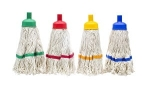 Round Mop Set (With 4 ft. Rod)