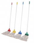 Wet Mop Set (with Aluminium Rod)