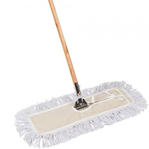 Dust Control Cotton Mop Set 18'