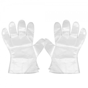 Hand Gloves (Disposable) 100Pcs.