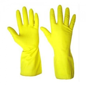 Hand Gloves (Rubber) Per Pc.